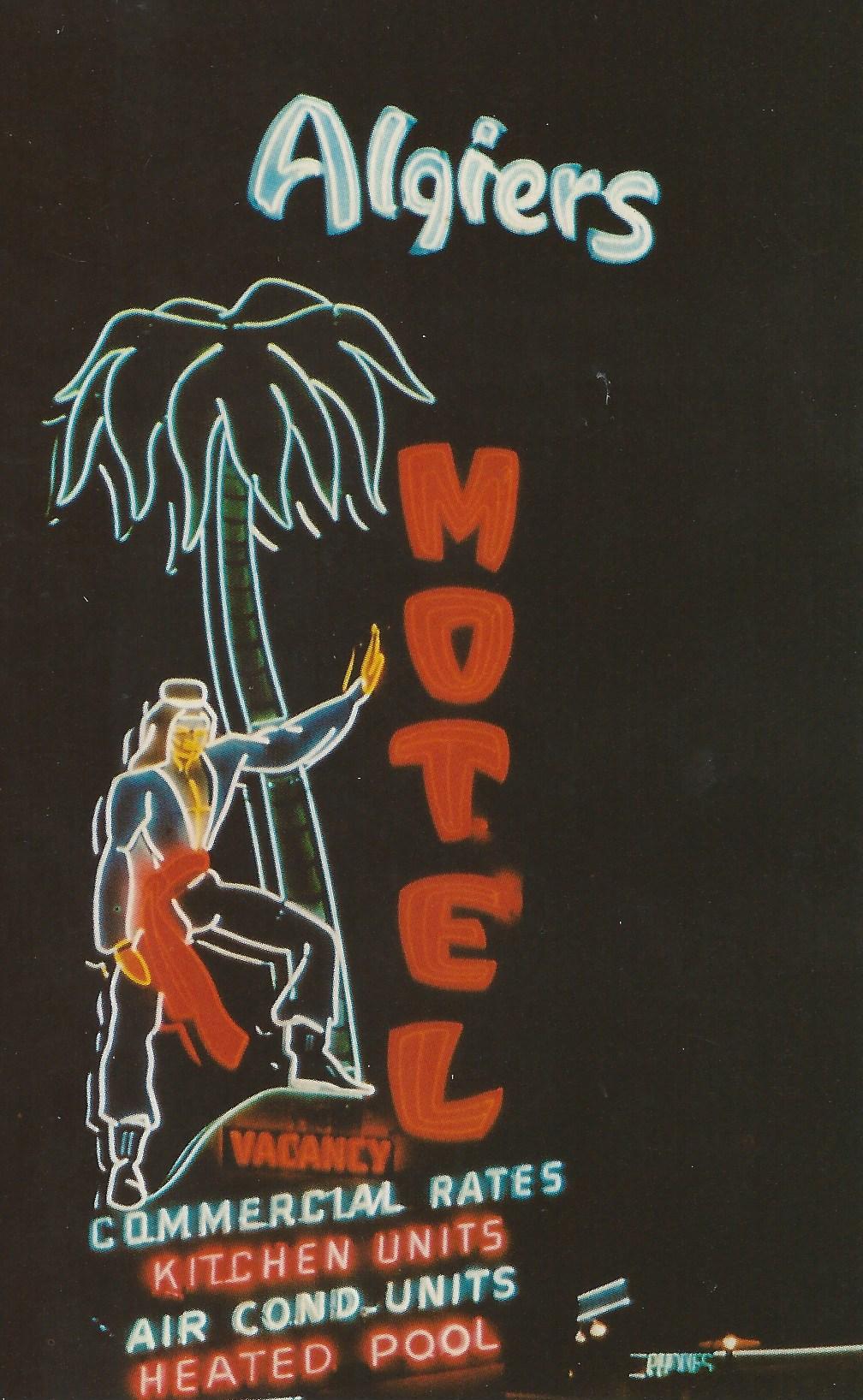 Algiers Motel